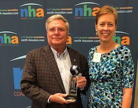 Swinbank honored with 2020 NHA Environmental Impact Award
